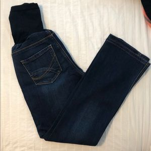 Jessica Simpson Bootcut Maternity Jeans